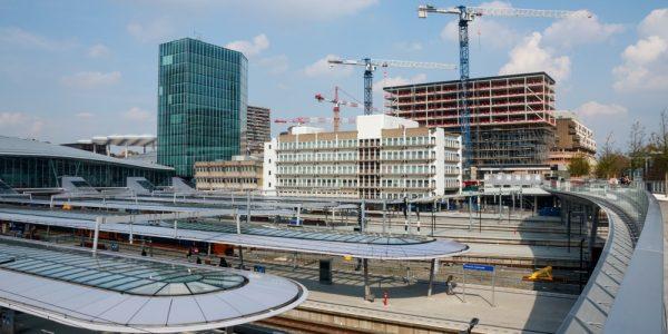 Bouw appartementen Utrecht