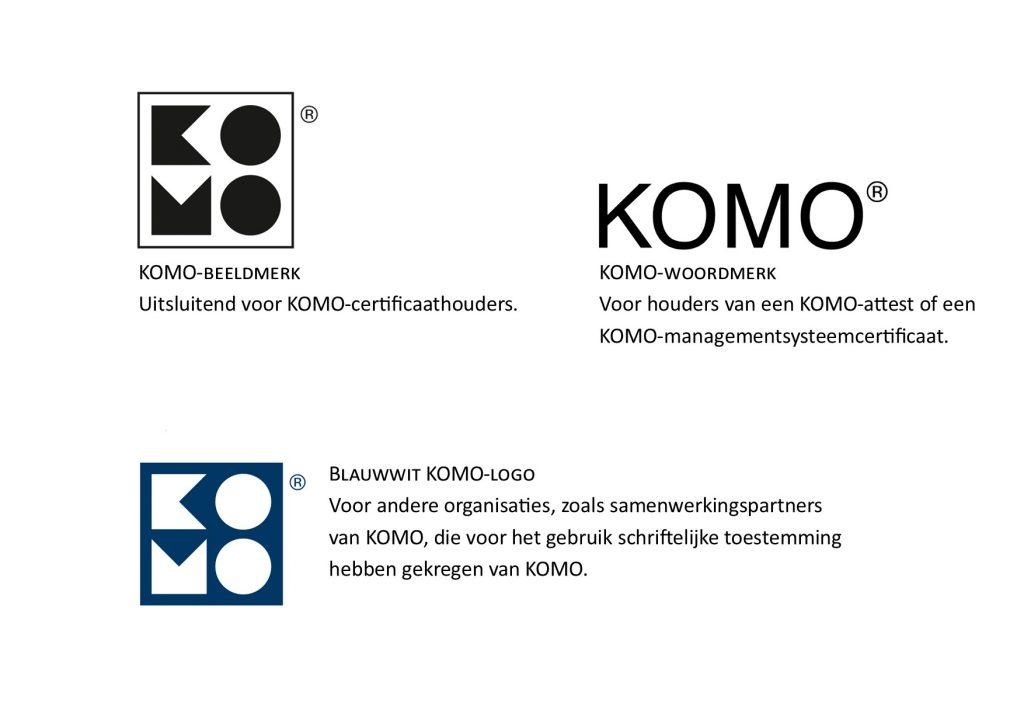 KOMO-keurmerken