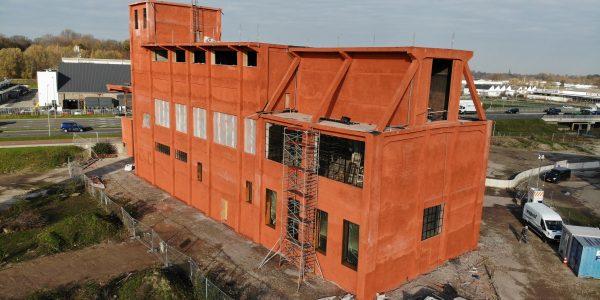 Casco gerenoveerde voormalige Cokesfabriek in Maastricht